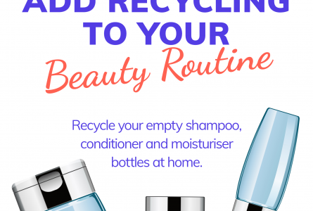 Beauty Campaign Add Recycling Instagram