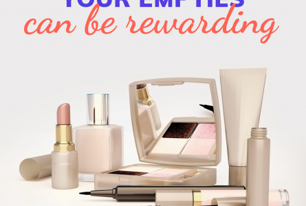 Beauty Campaign Returning Your Empties Can Be Is Rewarding Instagram