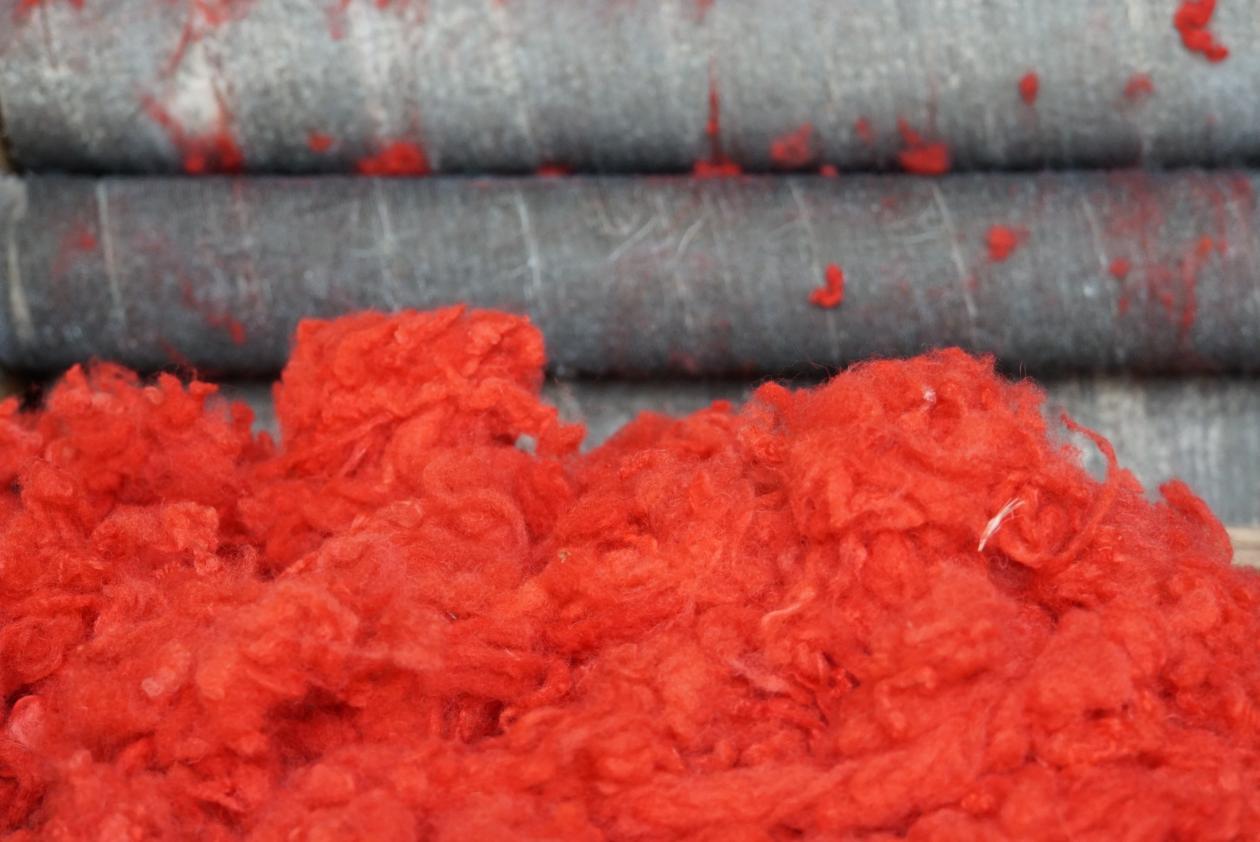 Guidance on fibre and fabric selection